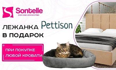 Лежанка в подарок при покупке кровати в Барнауле